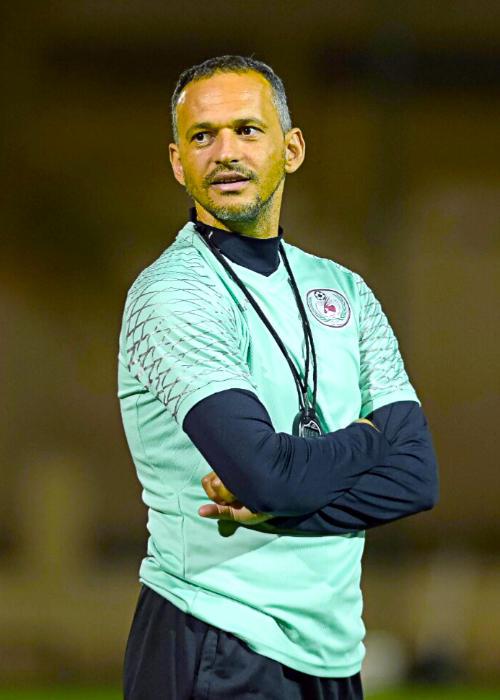 Треньор Ясин Мишауи